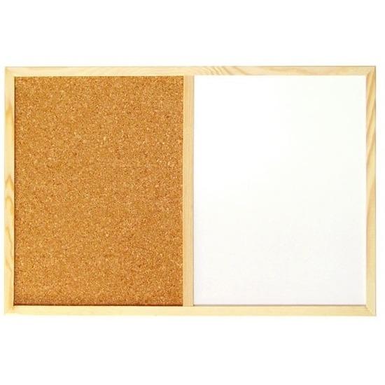 Memo prikbord-magnetisch bord 59 x 39 cm