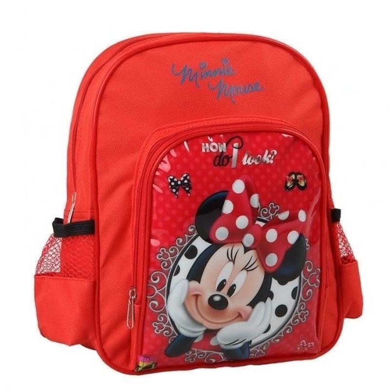 Minnie Mouse schooltas voor kinderen