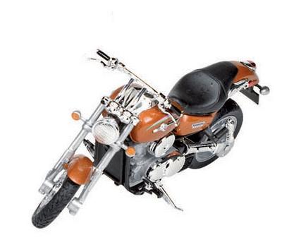 Model speelgoed motor Kawasaki Vulcan 1:18