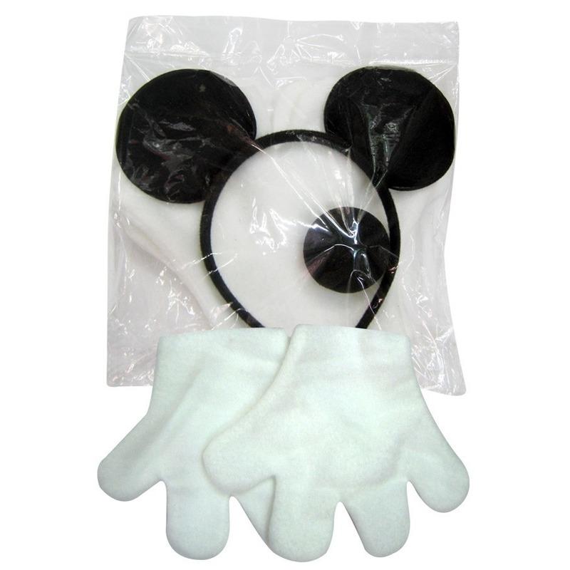 Muis verkleedset voor volwassenen