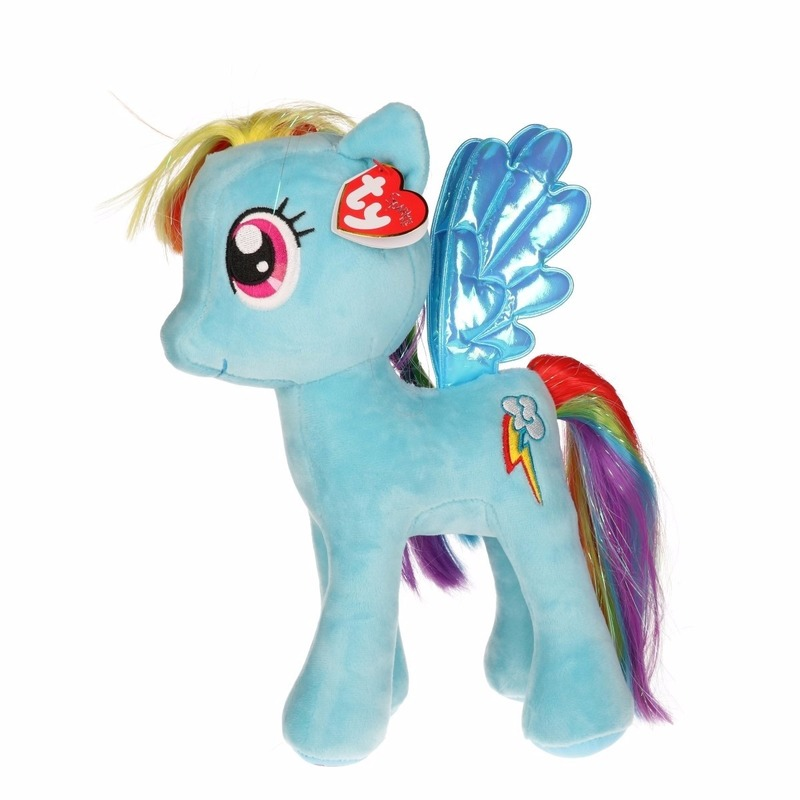 My Little Pony knuffel Dash 24 cm