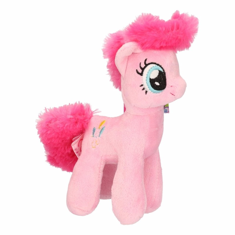 Geweldig My Little Pony Cartoon knuffels|My Little Pony knuffel Pinkie Pie 18 cm