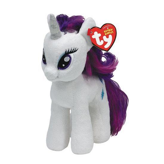 My Little Pony knuffel Rarity 15 cm