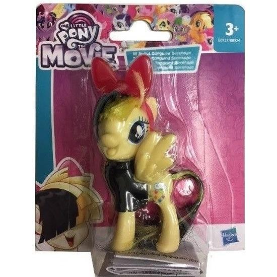 My Little Pony Movie Songbird Serenade 8 cm speelfiguur