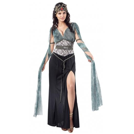 Mythische godinnen jurk