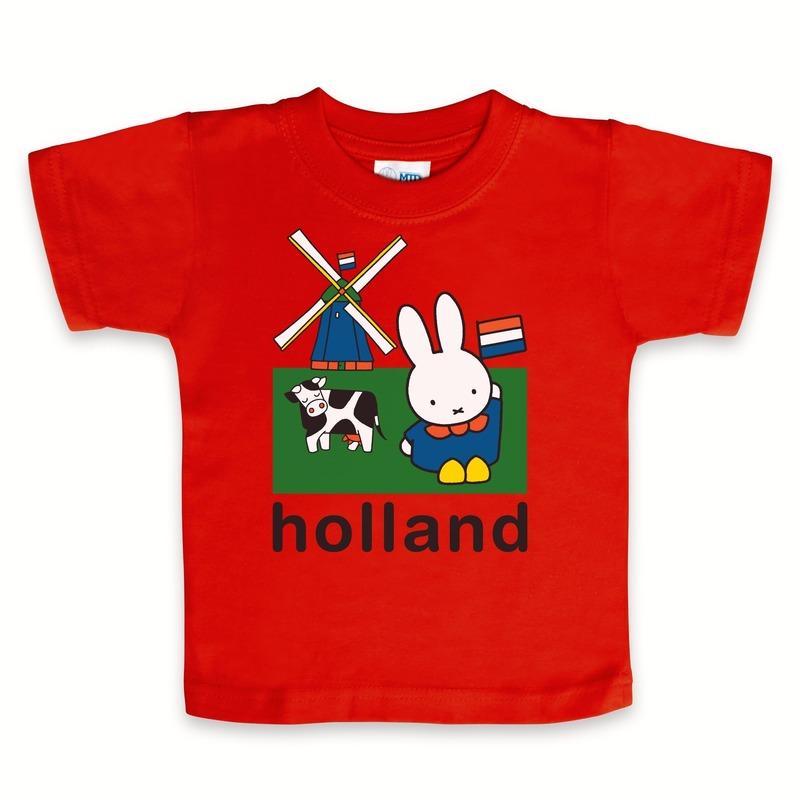 Nijntje Holland shirt expat kado