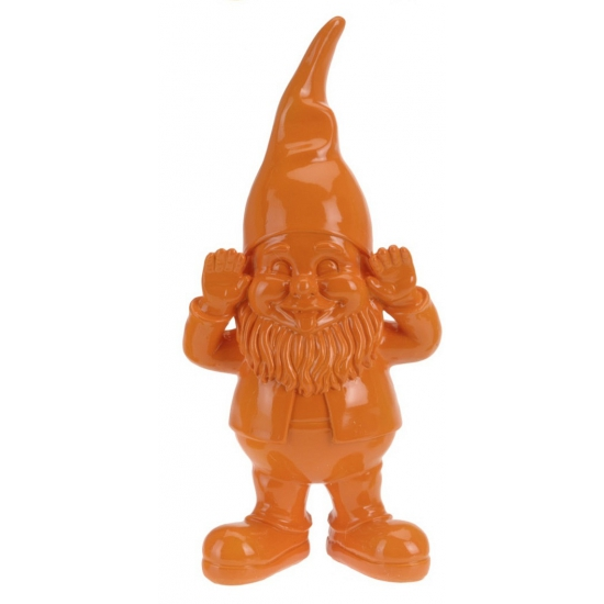 Oranje kabouter 28 cm Geen Tuin artikelen