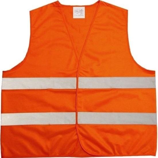 Oranje veiligheidsvest voor volwassenen Lifetime Overige kleding