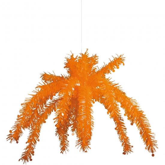 Plafond decoratie palmbladeren