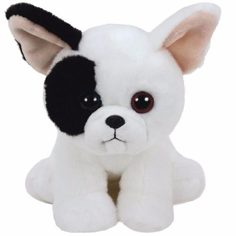 Pluche knuffel hond-puppy Ty Beanie Marcel 33 cm
