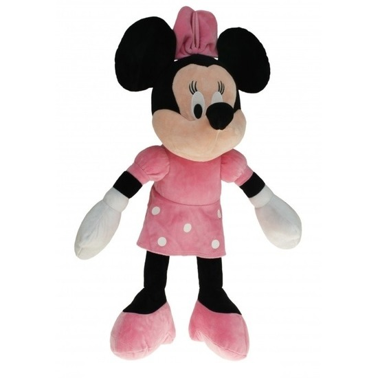 Pluche Minnie Mouse knuffel 40 cm