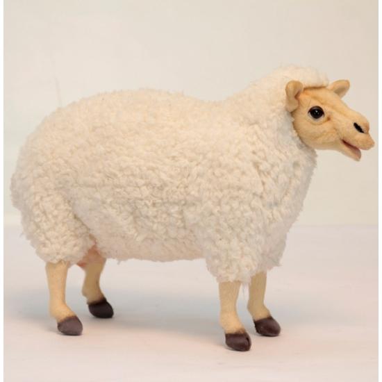 Pluche schapen knuffels 38 cm