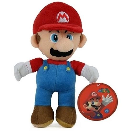Pluche Super Mario knuffel pop 33 cm speelgoed
