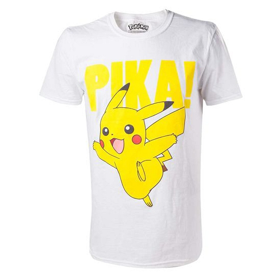 Pokemon t-shirt Pikachu