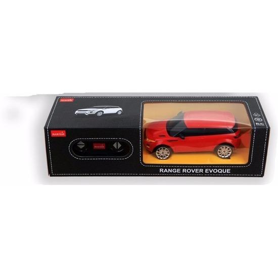 Radiografisch bestuurbare rode Range Rover 911 GTS RS auto 1:24