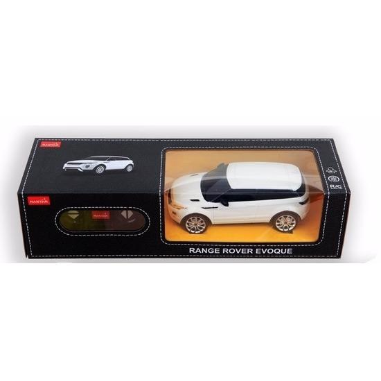 Radiografisch bestuurbare witte Range Rover 911 GTS RS auto 1:24