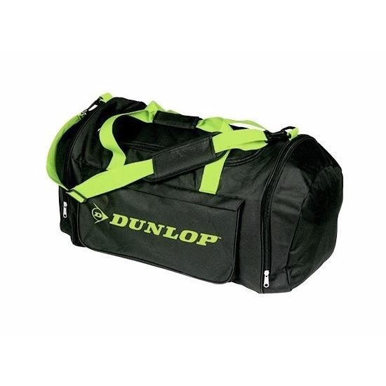 Reistas Dunlop zwart-groen 54 liter