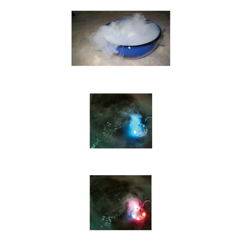 Rookpot rookmachine