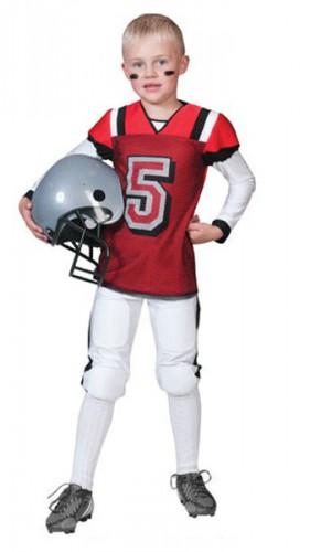 Rugby speler kostuum voor kinderen Alkmaar