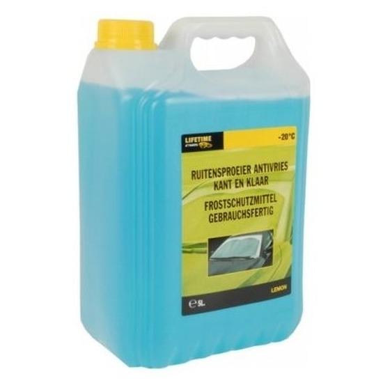 Ruitensproeier antivries citroen 2 liter