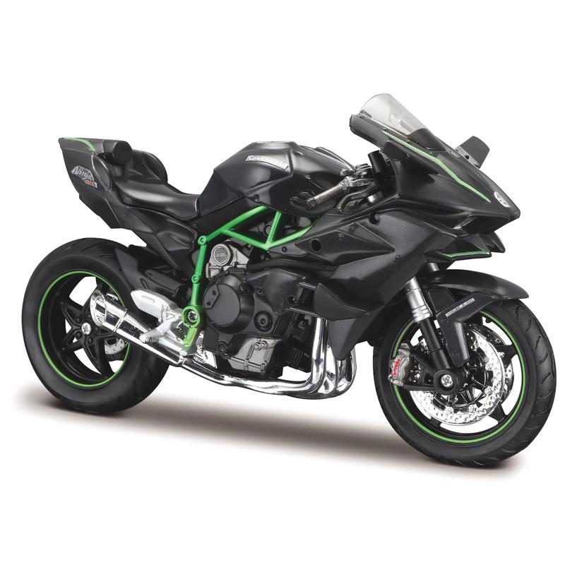 Schaalmodel motor Kawasaki H2 R NINJA 1:12