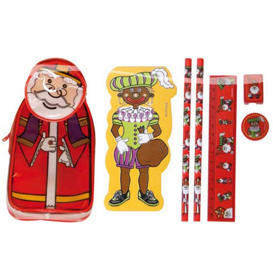 School schrijfwaren Sinterklaas