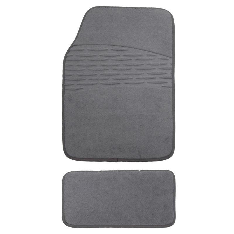 Outdoor Vakantie Geen Set matten voor in de auto grijs