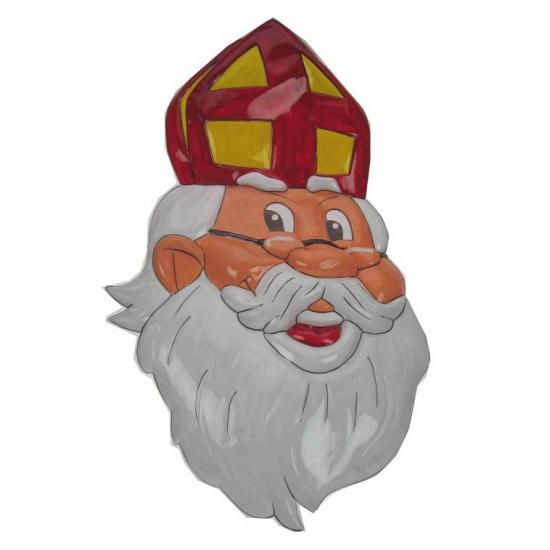 Sinterklaas wand decoratie