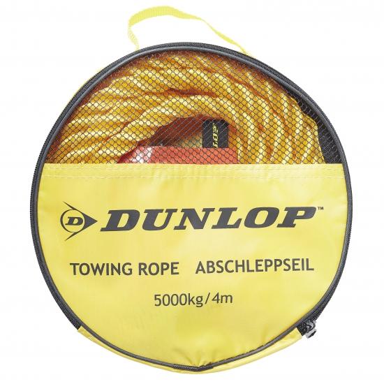 Dunlop Sleepkabel 5000 kg Outdoor Vakantie