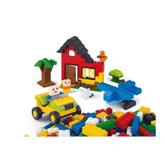 wijzer in geldzaken 17% Korting Sluban basis speelgoed steentjes