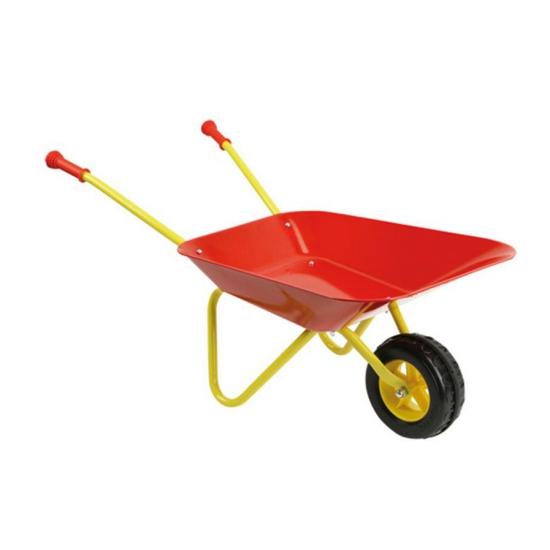 Buitenspeelgoed Capshopper Speelgoed kruiwagen metaal