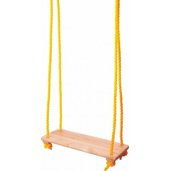 Speelgoed schommel hout