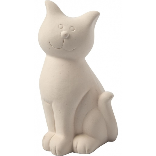 Speelgoed spaarpot kat