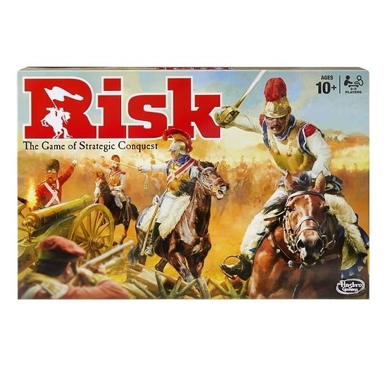 Spelletjes Risk