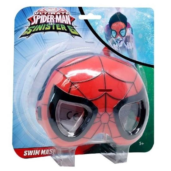 Spiderman zwemmasker-duikbril voor kinderen