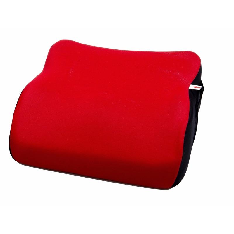 Stoelverhoger voor kinderen rood 38 cm