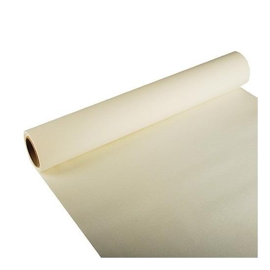 Tafelloper champagne creme 300 x 40 cm papier