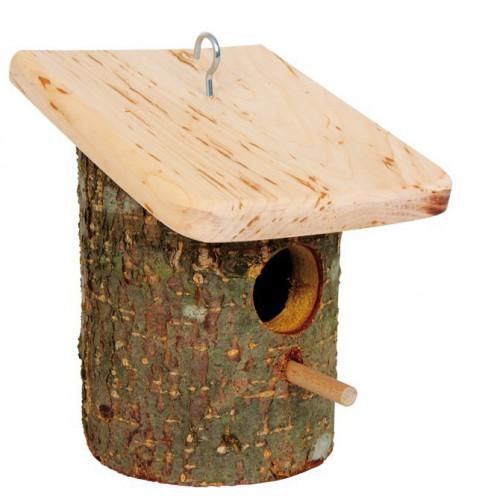 Vogelhuisje met plat dak Capshopper Tuin artikelen