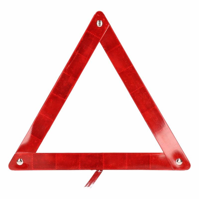 Geen Voordelige gevaren driehoek Outdoor Vakantie