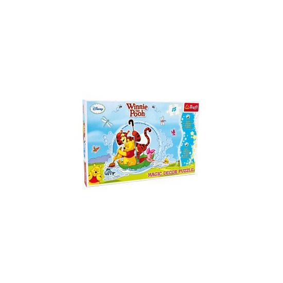 Wand puzzel Winnie de Pooh
