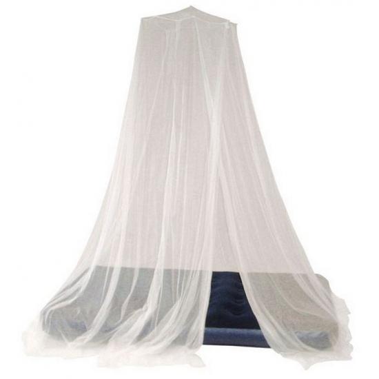 Witte klamboes voor twee personen Abbey Camp Beste kwaliteit