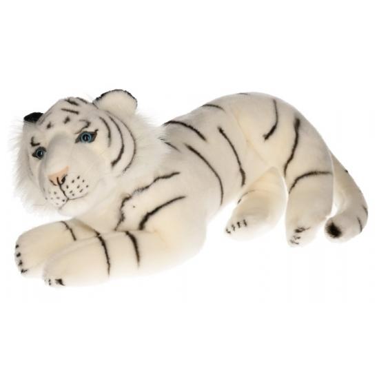 Witte tijgers knuffels 40 cm