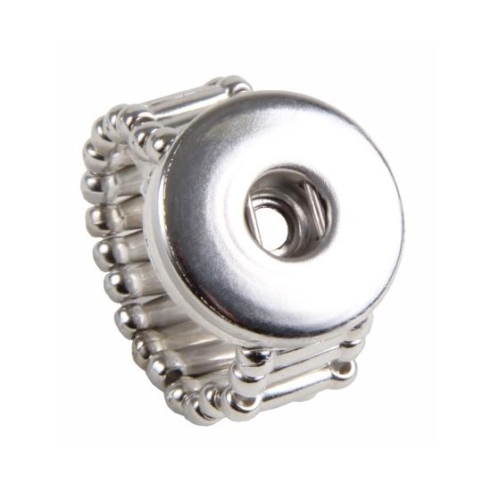 Zilveren ring voor een chunk