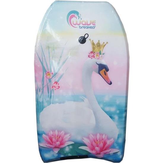 Zwaan strand bodyboard 83 cm speelgoed